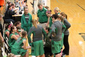 Girls' Basketball @ Cascade
