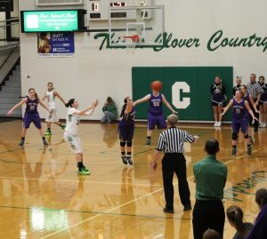 Girls Varsity BB vs. Greencastle