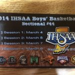 PRE-SALE SEASON TICKET FOR 2014 SECTIONAL 44 ON SALE NOW!