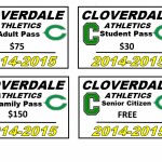 Sports Passes on sale now