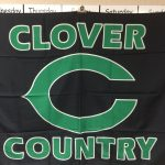"""Clover Country"" Spirit Flags"
