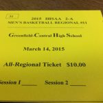PreSale Tickets Still on Sale at the High School