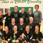 JV Volleyball wins our Own Clover Invite