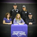 Kimmy Winders to play Softball at Cincinnati Christian