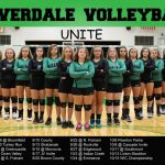 2016 Cloverdale Volleyball