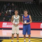 Chase Ashcraft All Academic Player at Hoosier Invitational