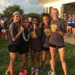 Varsity Girls Cross Country places 3rd at Turner Invitational