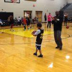 Turner Golden Bears Basketball Clinic