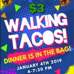Walking Taco night!