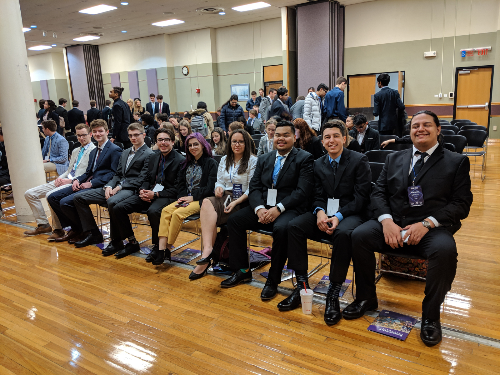 DECA State Career Development Conference