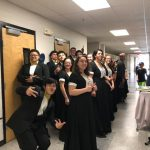 Turner Choirs received an Excellent and Superior Rating