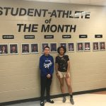 May Student Athlete of the Month