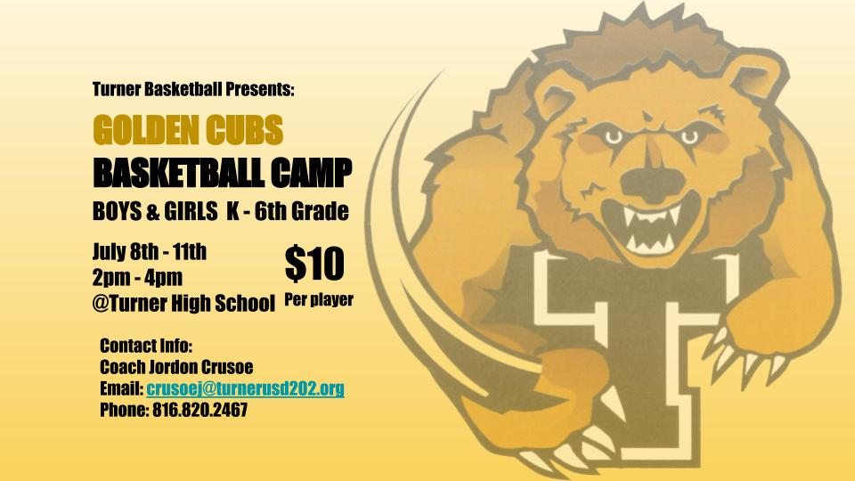 Golden Cubs Basketball Camp