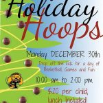 Holiday Hoops With the Lady Golden Bears!