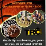 Lady Bear Basketball Night at TRC!
