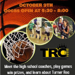 Basketball Night at Turner Rec! A Free event!!