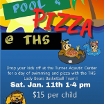Pool and Pizza!