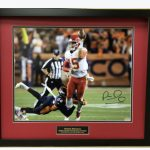 Patrick Mahomes Autographed 16×20 photo!