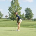 Returning Seniors Lead the Girls Golf Team