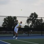 Delta's Boys' Tennis Team Set to Compete at Ft. Wayne Carroll Invitational