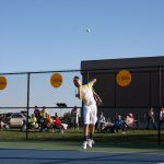 Eagles Eliminate Yorktown in Sectional Tennis Semifinals