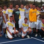 Delta Claims 21st Consecutive Boys' Tennis Sectional