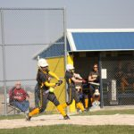 EAGLES LOSE TO HAMILTON HEIGHTS