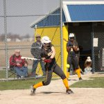 KELSEY DREHER CLOSE TO PERFECT GAME