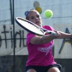 Tennis Team Claims Title in Powerful Invitational