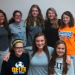Girls Soccer Seniors to be Honored