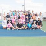 Varsity Tennis Finishes Regular Season at 19-2