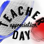 Tennis to Host Teacher Appreciation Day