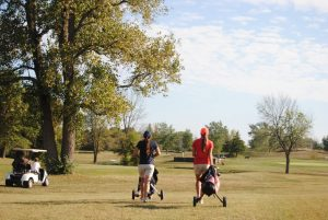 Girls Golf vs Jay County