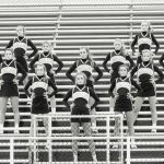 Cheerleaders Compete at State
