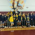 Wrestlers win 2016 County Title!!!!!!!!  That makes it 2 in a row for the Eagles!