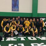 Wrestlers Claim First Ever HHC Title!