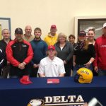 Kaleb Slaven signs with Ball State Football
