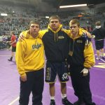 Coy, Gray, and Evans advance to State