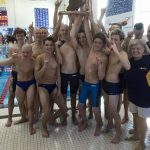 Boys Swim Team Wins 2nd Straight Sectional Title!