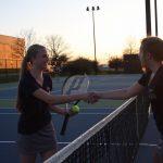 Girls Tennis Squad Dominates New Palestine