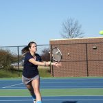 Girls Tennis Claims Another HHC Title