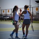Ogle and Decker Advance to IHSAA State Doubles