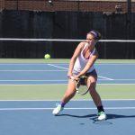 Big Win for Eagle Tennis Team Over Mt. Vernon