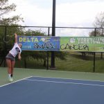 Seniors Lead Tennis Team to 85th Straight HHC Victory