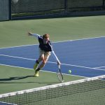 Tennis Team Tames Yorktown Tigers Again