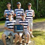 Boys Golf: It Was A Senior Night