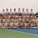 Delta girls tennis team