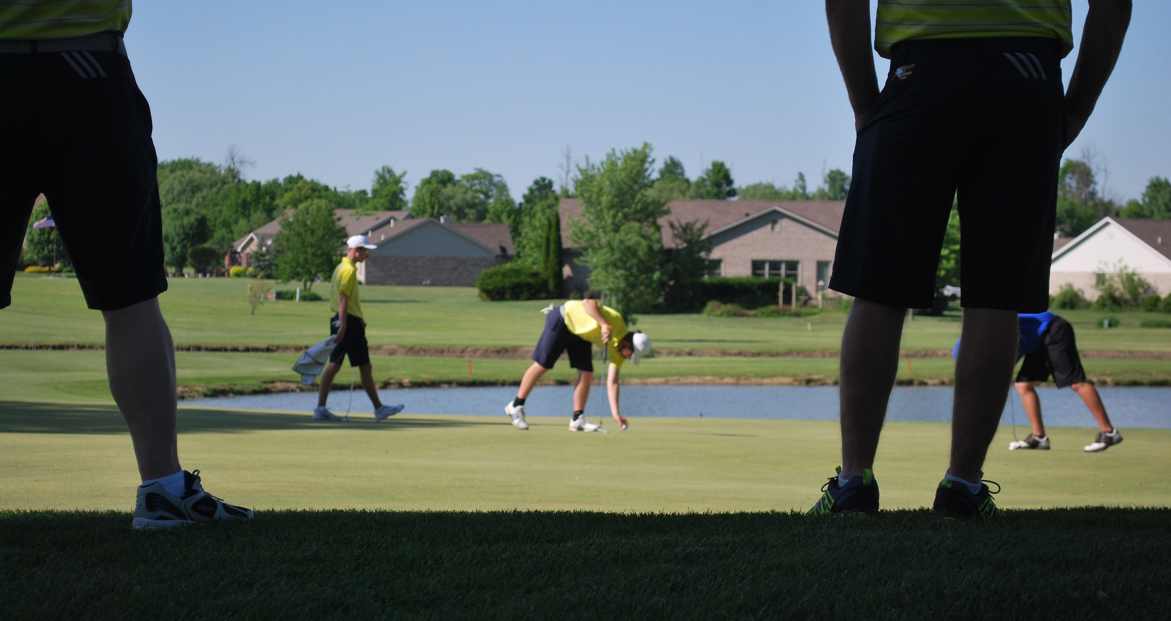Boys Golf Defeats Southern Wells
