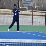 Girls Tennis knocks off No. 4 Carroll and No. 14 HSE