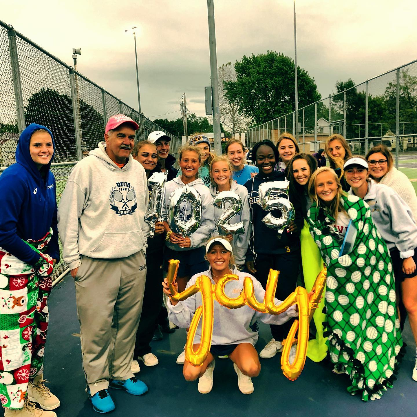 Girls' Tennis One Step Away From Another Regional Title